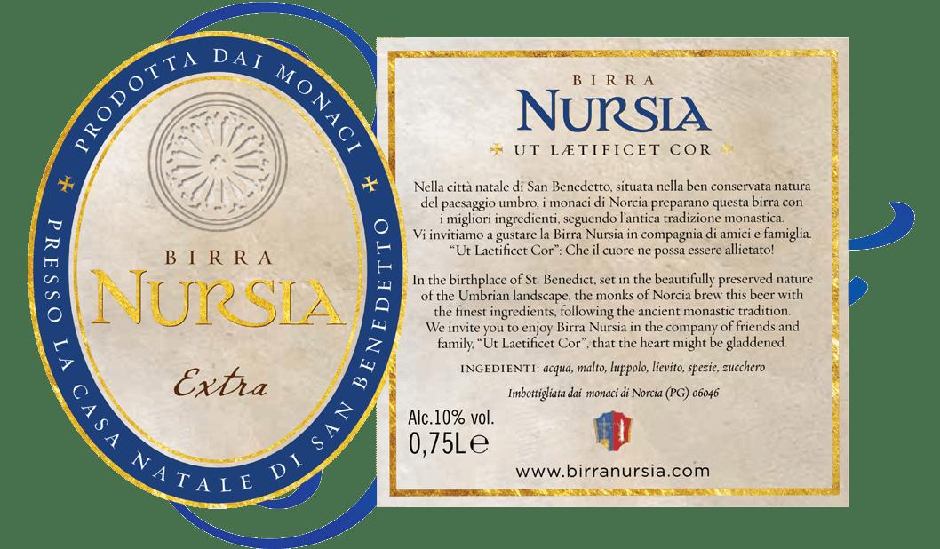 Birra Nursia Extra description